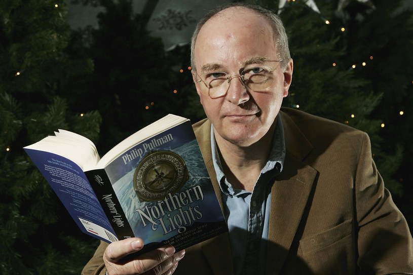Philip Pullman /MJ Kim /Getty Images