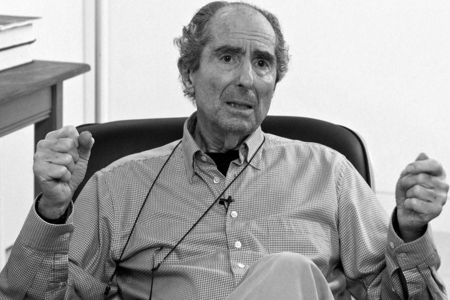 Philip Roth /Miguel Rajmil/EFE /PAP/EPA