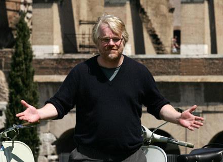 Philip Seymour Hoffman wyreżyseruje sztuke na West Endzie. /AFP