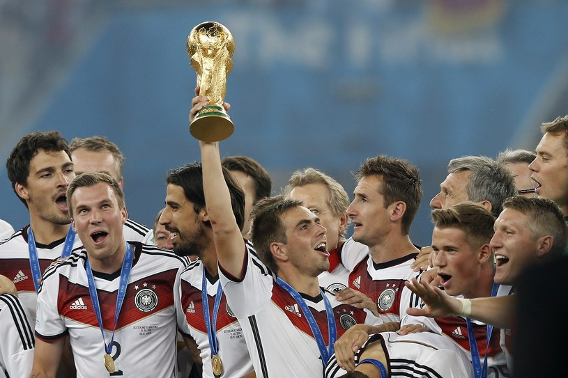 Philipp Lahm - kapitan mistrzów świata /AFP