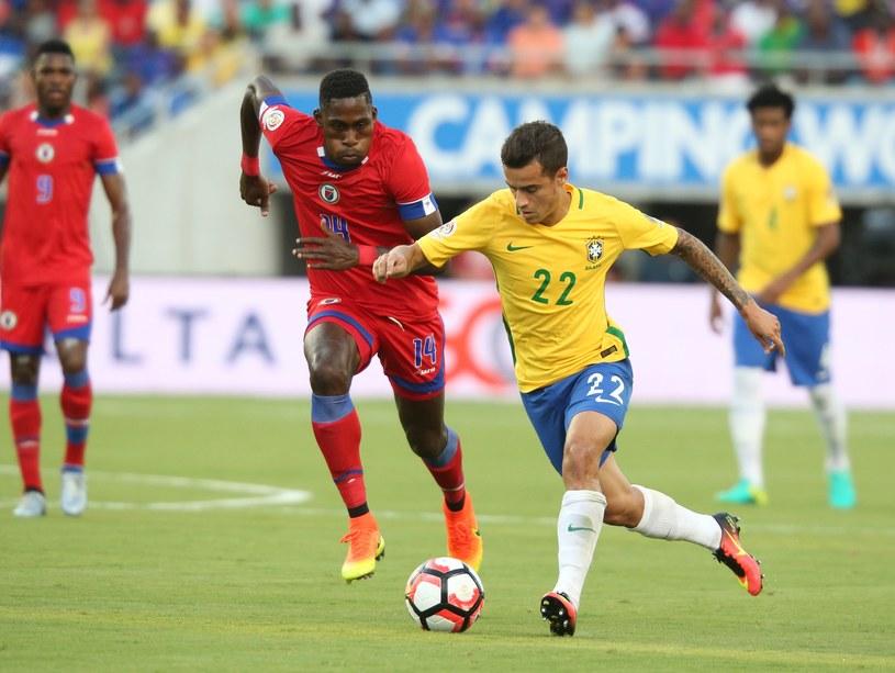 Philippe Coutinho skompletował hat-tricka /AFP