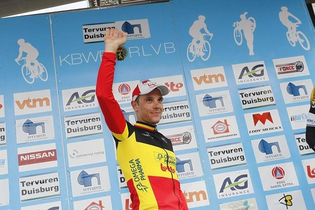 Philippe Gilbert /AFP