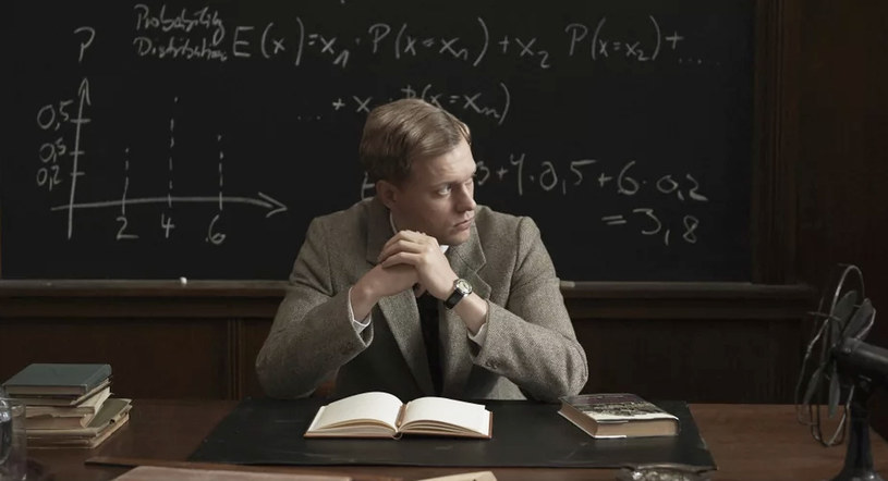 """Philippe Tłokiński  w """"Geniusze"""" /materiały prasowe"""