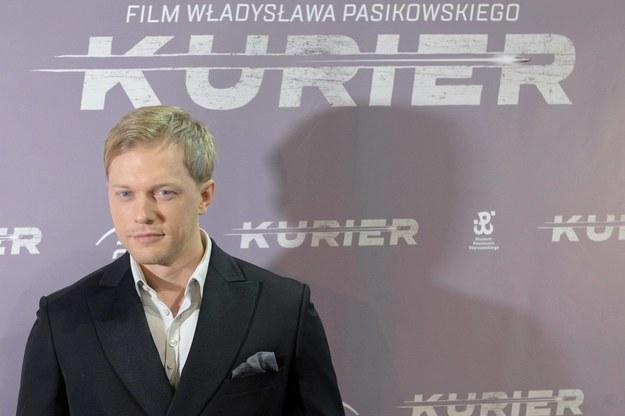 Philippe Tłokiński w RMF FM: Pasikowski mówił mi, że cudownie upadam