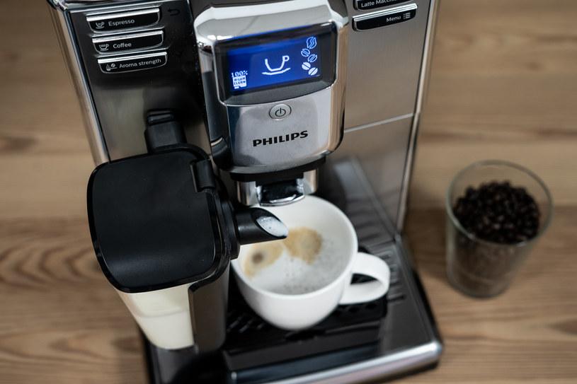 Philips 5000 LatteGo /INTERIA.PL