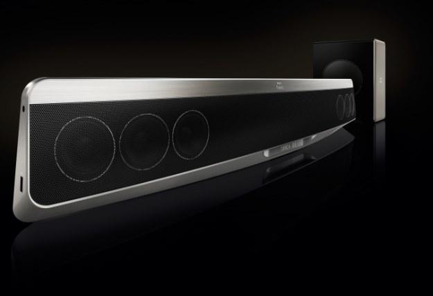 Philips  Fidelio SoundBar HTB9150 /materiały prasowe