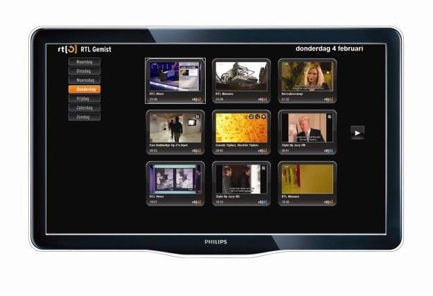 Philips Net TV /materiały prasowe