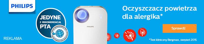Philips oczyszczacz /materiały promocyjne