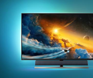 Philips prezentuje 55-calowy monitor Momentum 4K z HDR 1000  i soundbarem Bowers & Wilkins
