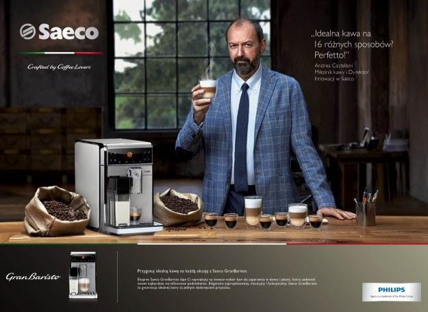 Philips Saeco /materiały promocyjne
