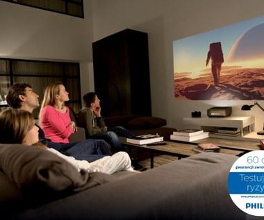 Philips Screeneo. Testuj prawdziwe kino przez 60 dni