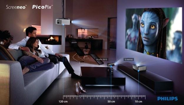 Philips Screeneo - wizualizacja /materiały prasowe