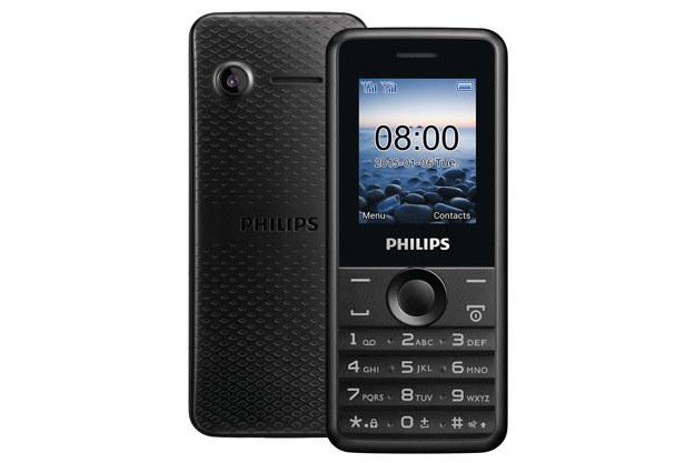 Philips Xenium E103 /materiały prasowe