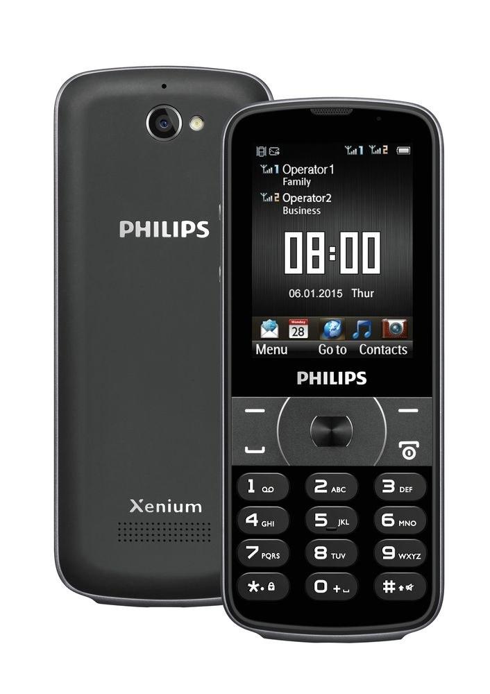 Philips Xenium E560 /materiały prasowe