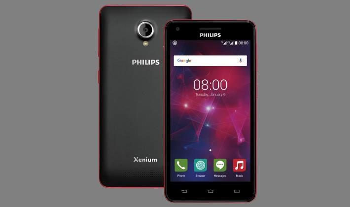 Philips Xenium V377 /materiały prasowe