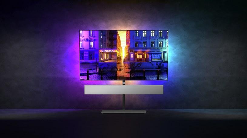 Philips z nowymi telewizorami OLED+ /materiały prasowe