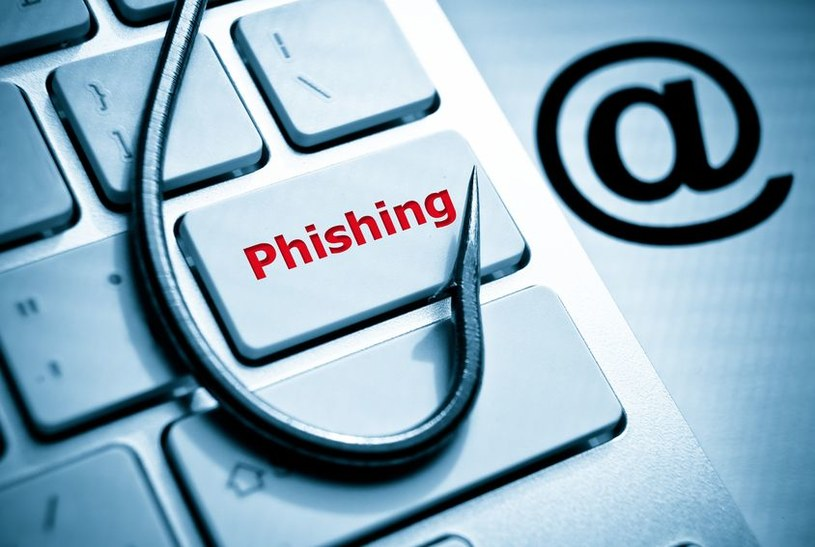 Phishing jest częstym sposobem wykorzystywanym przez cyberprzestępców do ataków /123RF/PICSEL