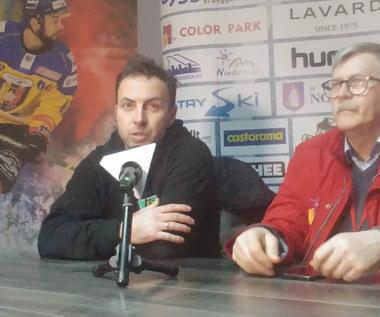 PHL. Trenerzy po meczu Podhale Nowy Targ - GKS Katowice (1-5). Wideo