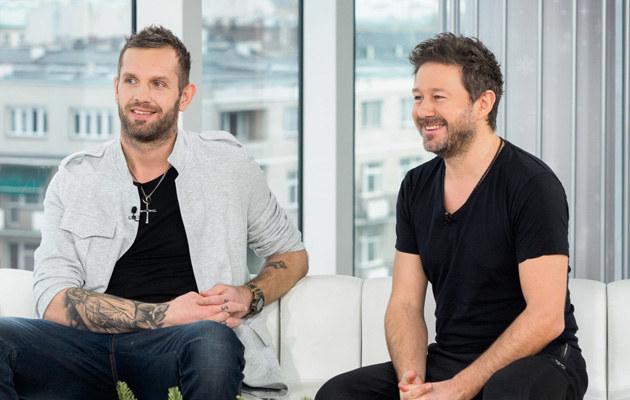 Piasek i Grzegorz /- /East News