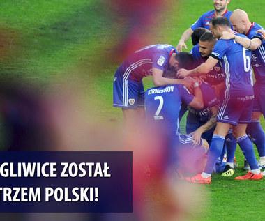Piast Gliwice mistrzem Polski! Emocjonujący koniec sezonu w Ekstraklasie. Wideo