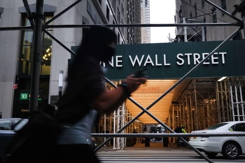 Piątek na Wall Street zakończył się spadkami głównych indeksów /AFP
