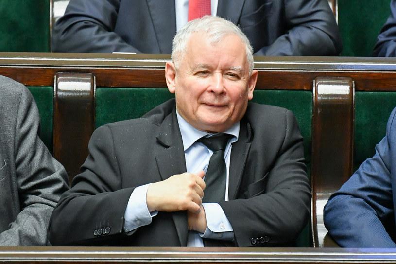 """""""Piątka Kaczyńskiego"""" jednak zadziałała? / Jacek Domiński /Reporter"""