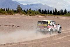 Piąty etap Dakaru za nami