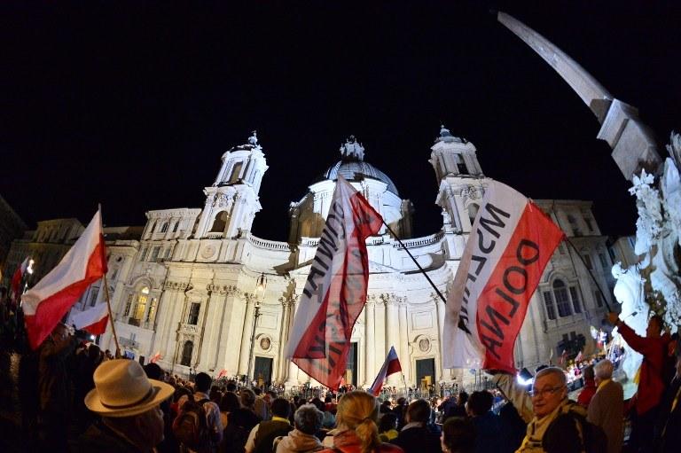 Piazza Navona /AFP