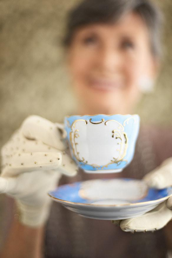 picie herbatki /© Photogenica