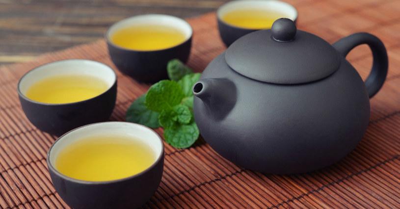 picie herbaty /© Photogenica