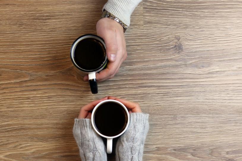 Picie kawy /©123RF/PICSEL