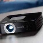 PicoPix 2480 - 120-calowy obraz z małego projektora