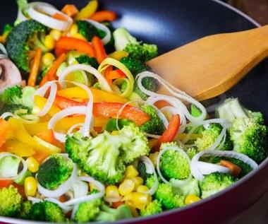 Pięć błędów kulinarnych, przez które warzywa tracą wartości odżywcze