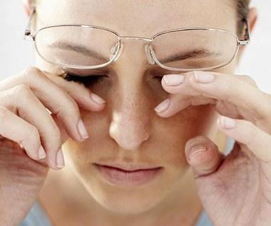 Pięć domowych sposobów na zmęczone oczy