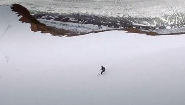 Pięć gór i 30 dni. Tak Andrzej Bargiel zjeżdżał ze szczytów Śnieżnej Pantery!