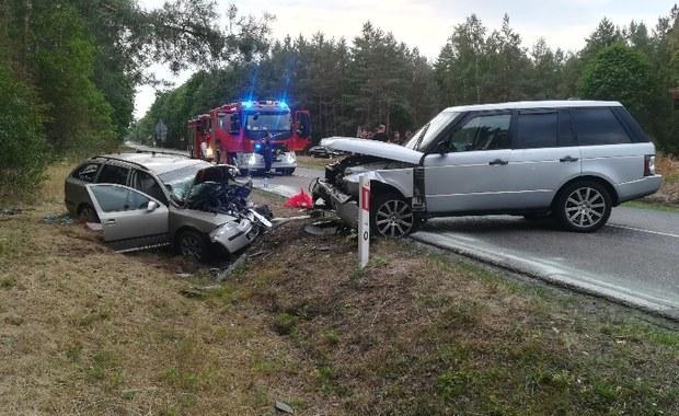 Pięć osób rannych w wypadku w Wielkopolsce
