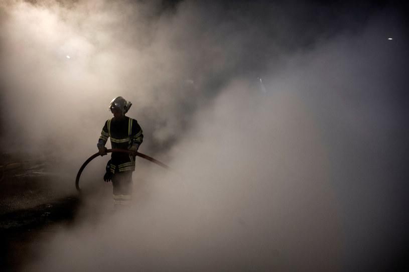 Pięć osób zginęło w pożarze budynku w Strasburgu (zdjęcie ilustracyjne) /JEFF PACHOUD /AFP