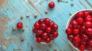 Pięć powodów, dla których warto jeść wiśnie