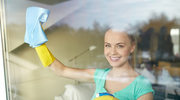Pięć sposobów na czyste i lśniące okna