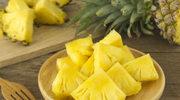 """Pięć """"zdrowych"""" powodów, aby włączyć ananasa do diety"""