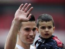 Pięcioletni syn van Persiego otrzymał propozycję z Arsenalu