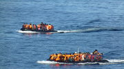 Pięciu imigrantów zginęło u wybrzeży Lesbos