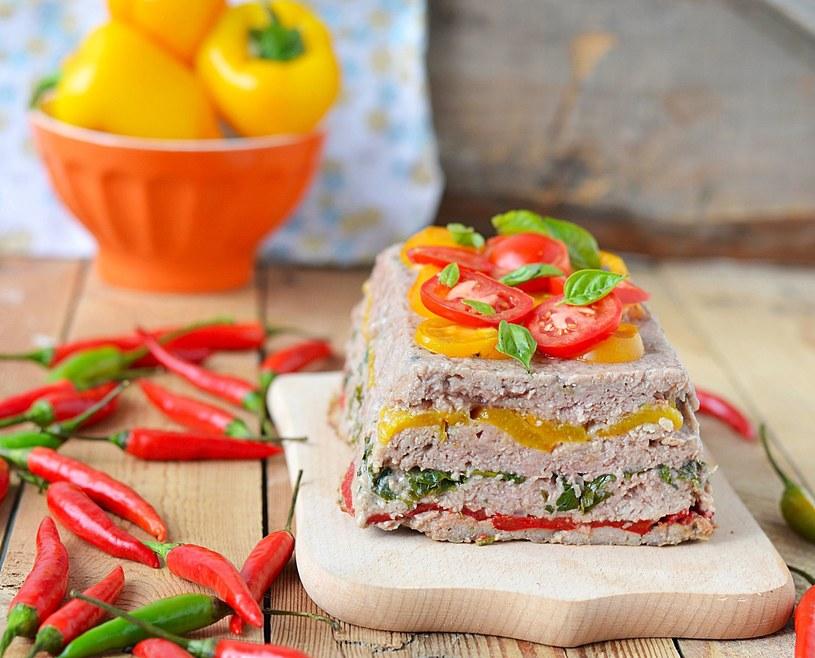 Pieczeń z warzywami /123RF/PICSEL