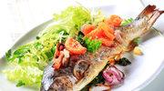 Pieczona ryba zwiększa sprawność mózgu
