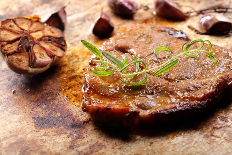 Pieczona wieprzowina /123RF/PICSEL