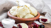 Pieczone minicalzone na słodko