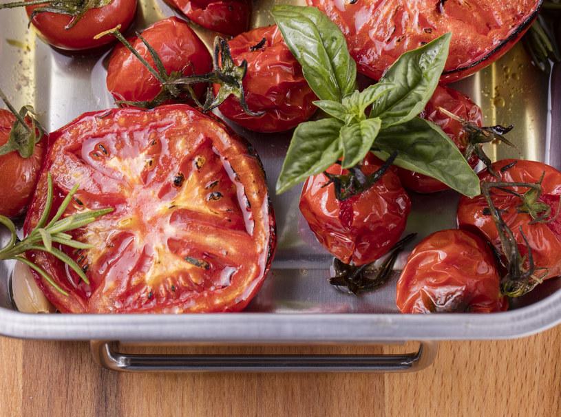 Pieczone pomidory /123RF/PICSEL