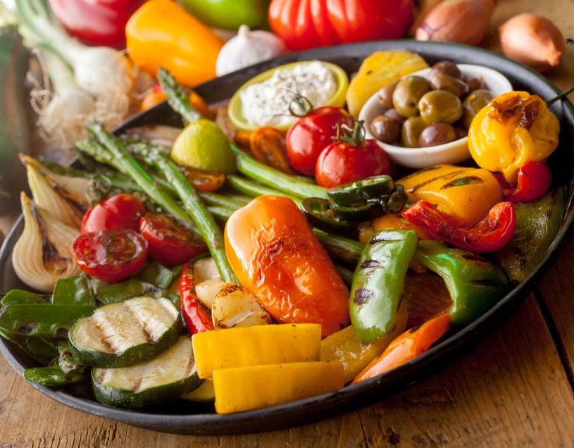 Pieczone warzywa /123RF/PICSEL