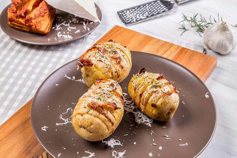 Pieczone ziemniaki /materiały prasowe