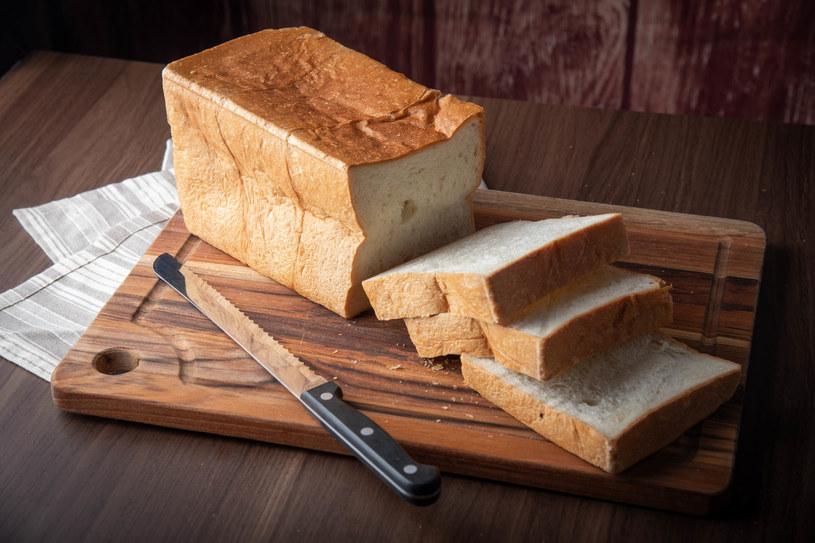 Pieczywo tostowe może mieć w składzie syrop glukozowo - fruktozowy /123RF/PICSEL